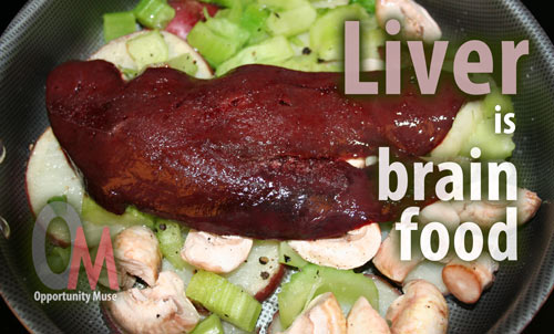 liver is brain food