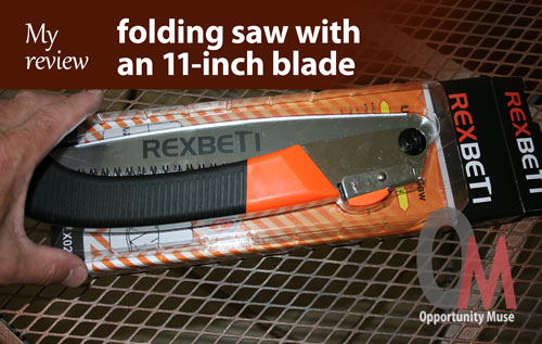 folding saw review